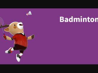 แบดมินตันเอเชียนเกมส์