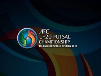 ถ่ายทอดสด ฟุตซอล u20 ชิงแชมป์เอเชีย 2019