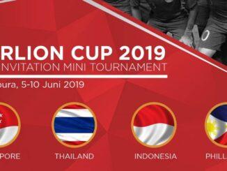 ดูบอล U23 เมอร์ไลออนส์ คัพ 2019 วันนี้