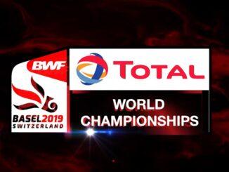 ถ่ายทอดสดแบดมินตันชิงแชมป์โลก 2019