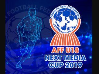 ถ่ายทอดสด ฟุตบอล U18 ชิงแชมป์อาเซียน 2019