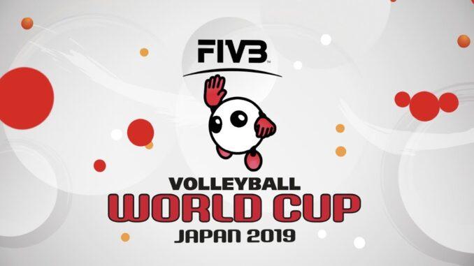 ถ่ายทอดสดวอลเลย์บอลหญิงชิงแชมป์โลก 2019