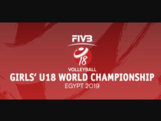 ถ่ายทอดสดวอลเลย์บอลหญิงไทย U18 ชิงแชมป์โลก