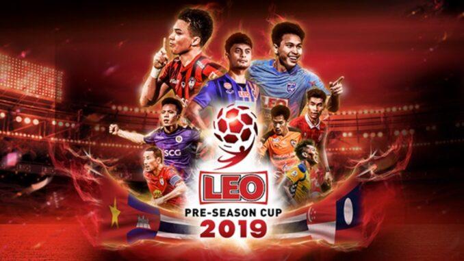 ถ่ายทอดสด ฟุตบอล ลีโอ พรีซีซั่น คัพ 2019
