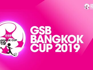 ถ่ายทอดสดฟุตบอล U19 GSB Bangkok Cup 2019