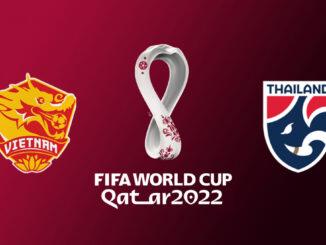 ถ่ายทอดสดทีมชาติไทย เวียดนาม ฟุตบอลโลก